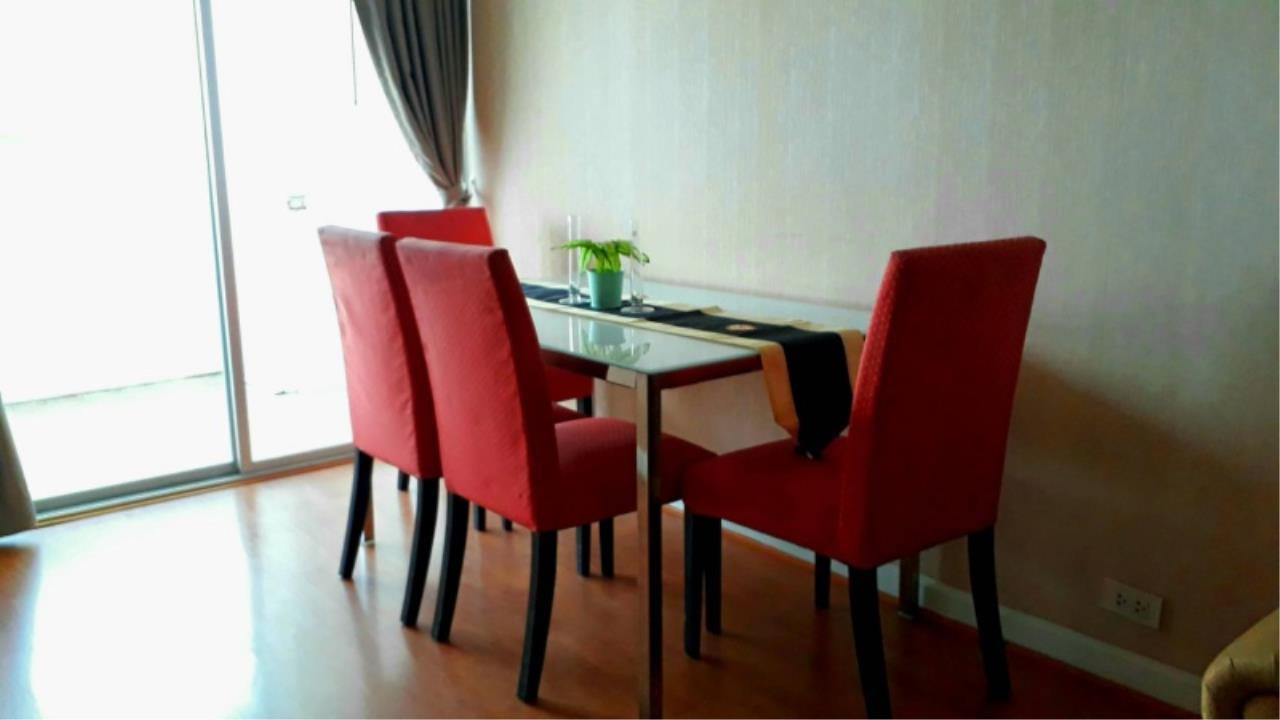 Century21 Skylux Agency's The Waterford Diamond / Condo For Rent / 2 Bedroom / 61.28 SQM / BTS Phrom Phong / Bangkok 3