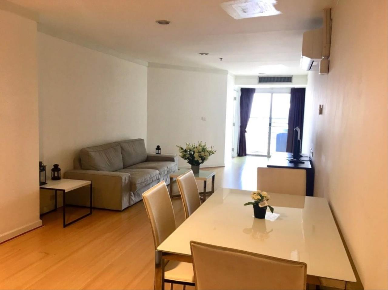 Century21 Skylux Agency's The Waterford Diamond / Condo For Rent / 2 Bedroom / 86.62 SQM / BTS Phrom Phong / Bangkok 2