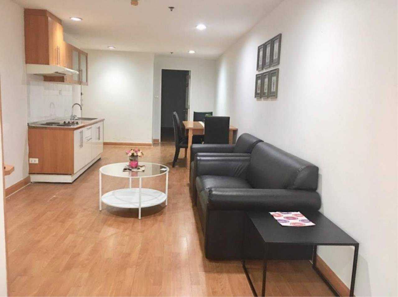 Century21 Skylux Agency's The Waterford Diamond / Condo For Rent / 2 Bedroom / 82.5 SQM / BTS Phrom Phong / Bangkok 1