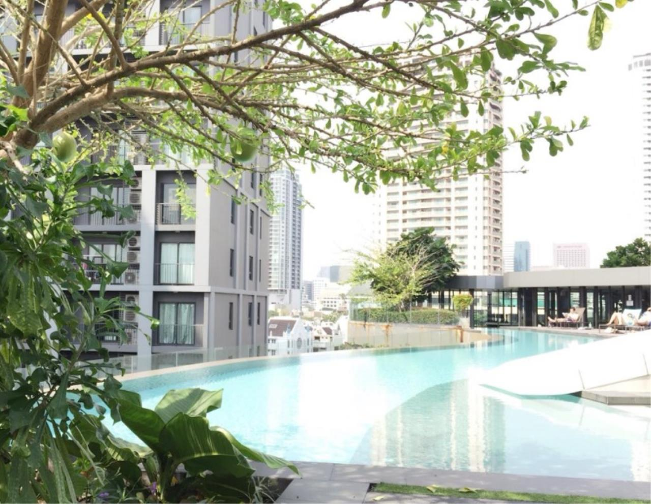 Century21 Skylux Agency's The Seed Mingle / Condo For Rent / 1 Bedroom / 42.12 SQM / MRT Lumphini / Bangkok 10