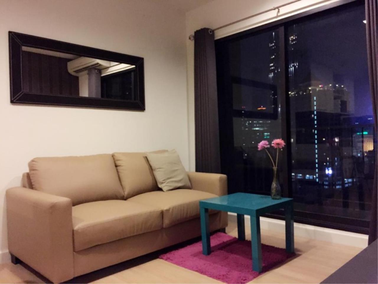 Century21 Skylux Agency's The Seed Mingle / Condo For Rent / 1 Bedroom / 42.12 SQM / MRT Lumphini / Bangkok 1
