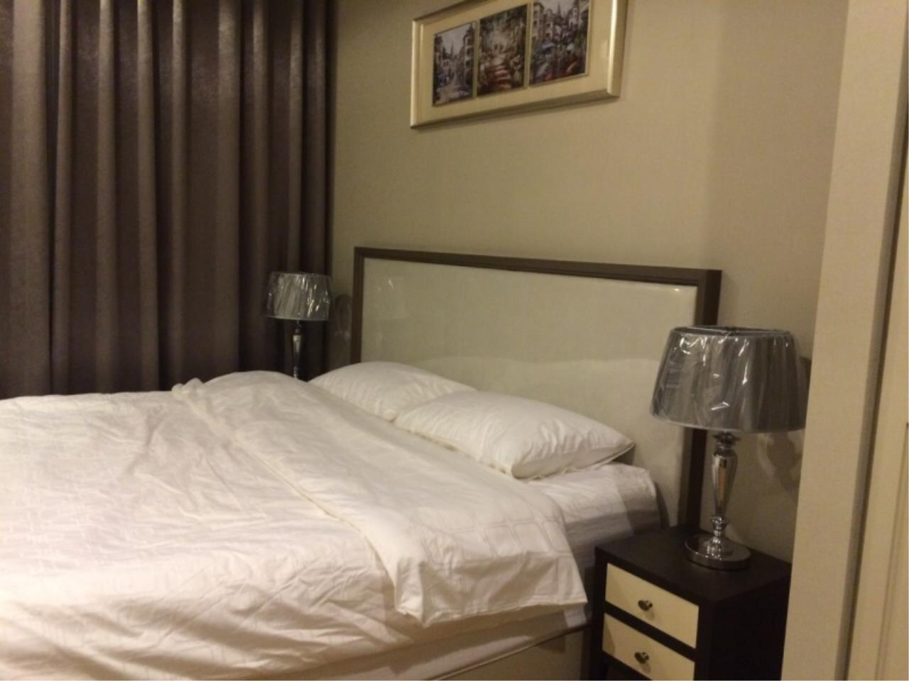 Century21 Skylux Agency's The Reserve – Kasemsan 3 / Condo For Sale / 1 Bedroom / 38.67 SQM / BTS National Stadium / Bangkok 4