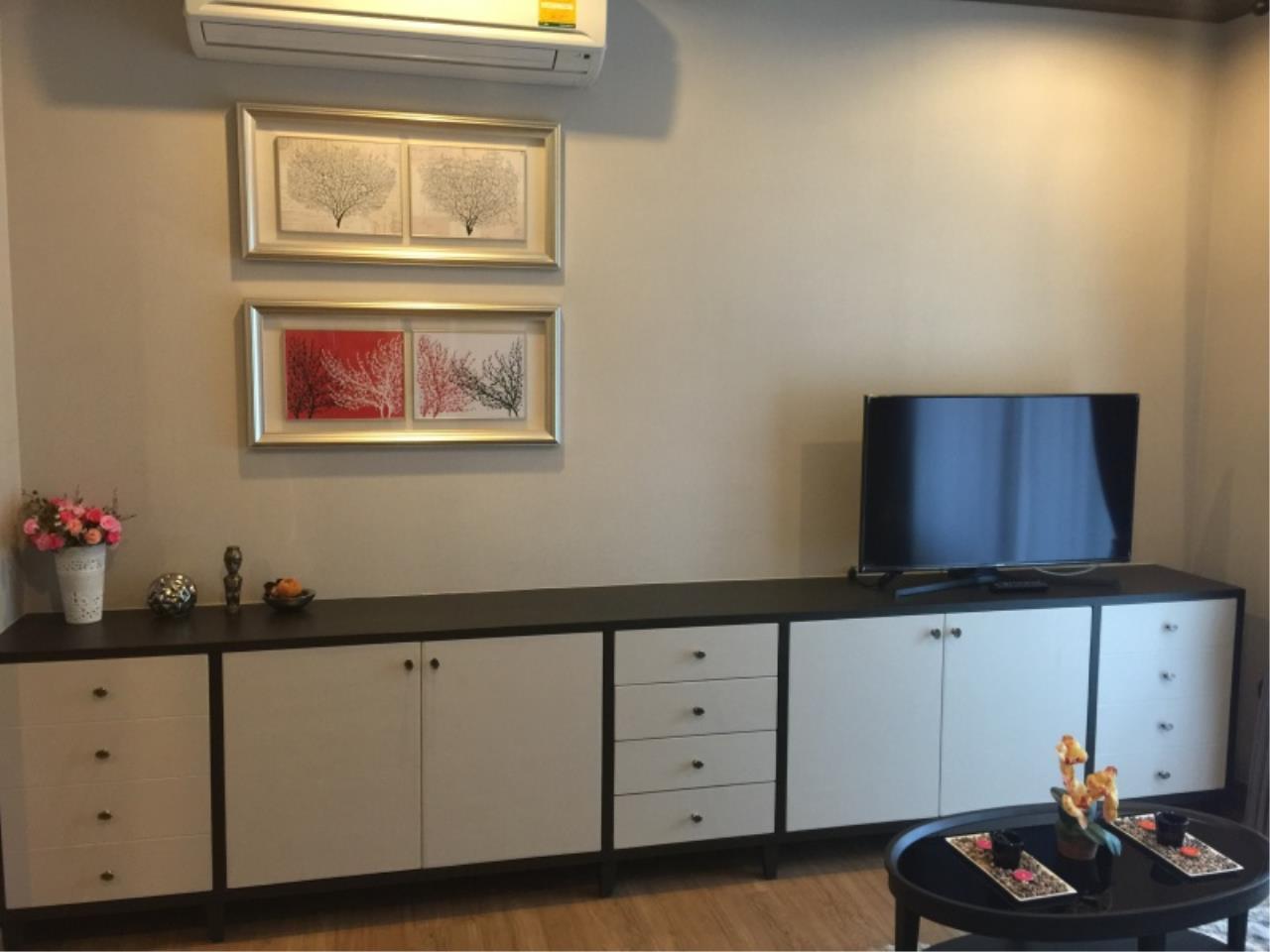Century21 Skylux Agency's The Reserve – Kasemsan 3 / Condo For Sale / 1 Bedroom / 38.67 SQM / BTS National Stadium / Bangkok 3