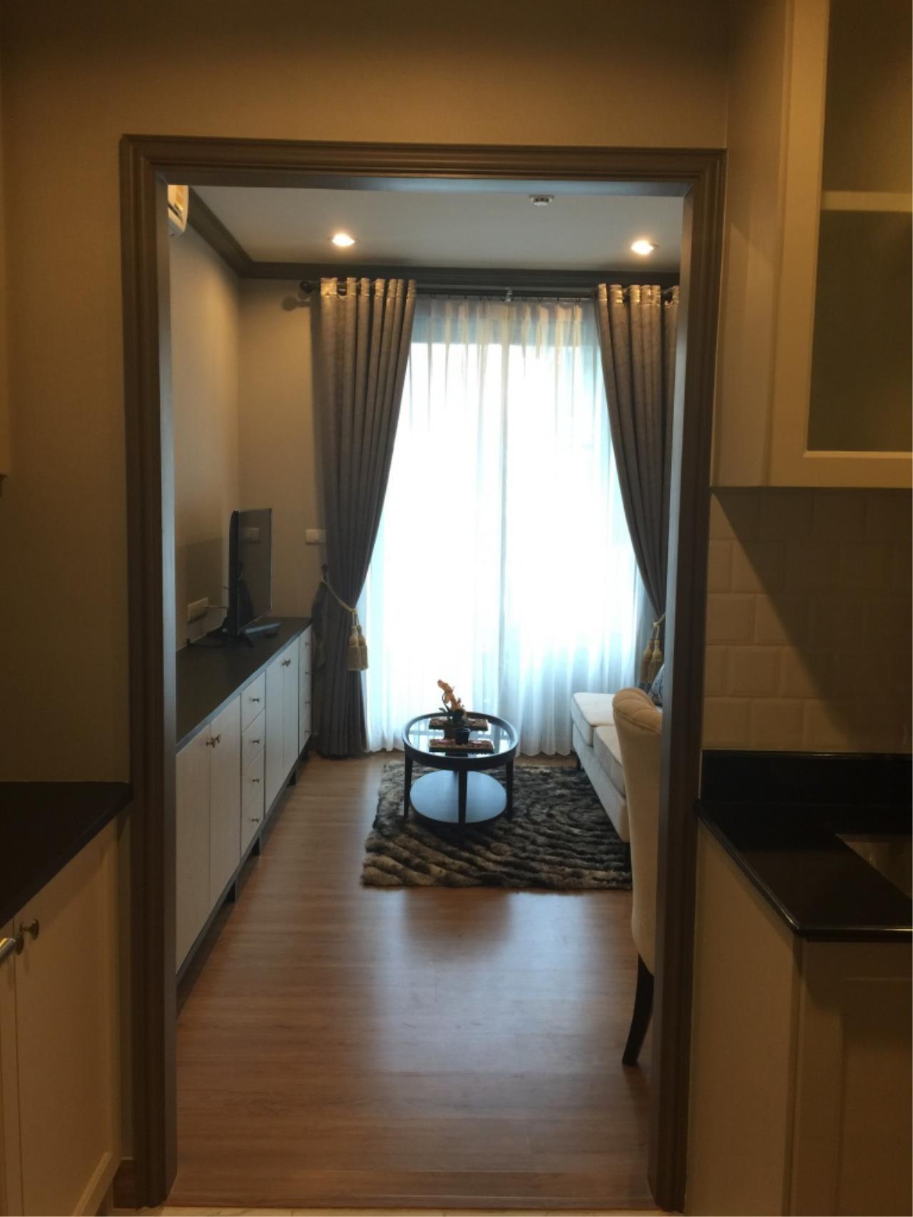 Century21 Skylux Agency's The Reserve – Kasemsan 3 / Condo For Sale / 1 Bedroom / 38.67 SQM / BTS National Stadium / Bangkok 13