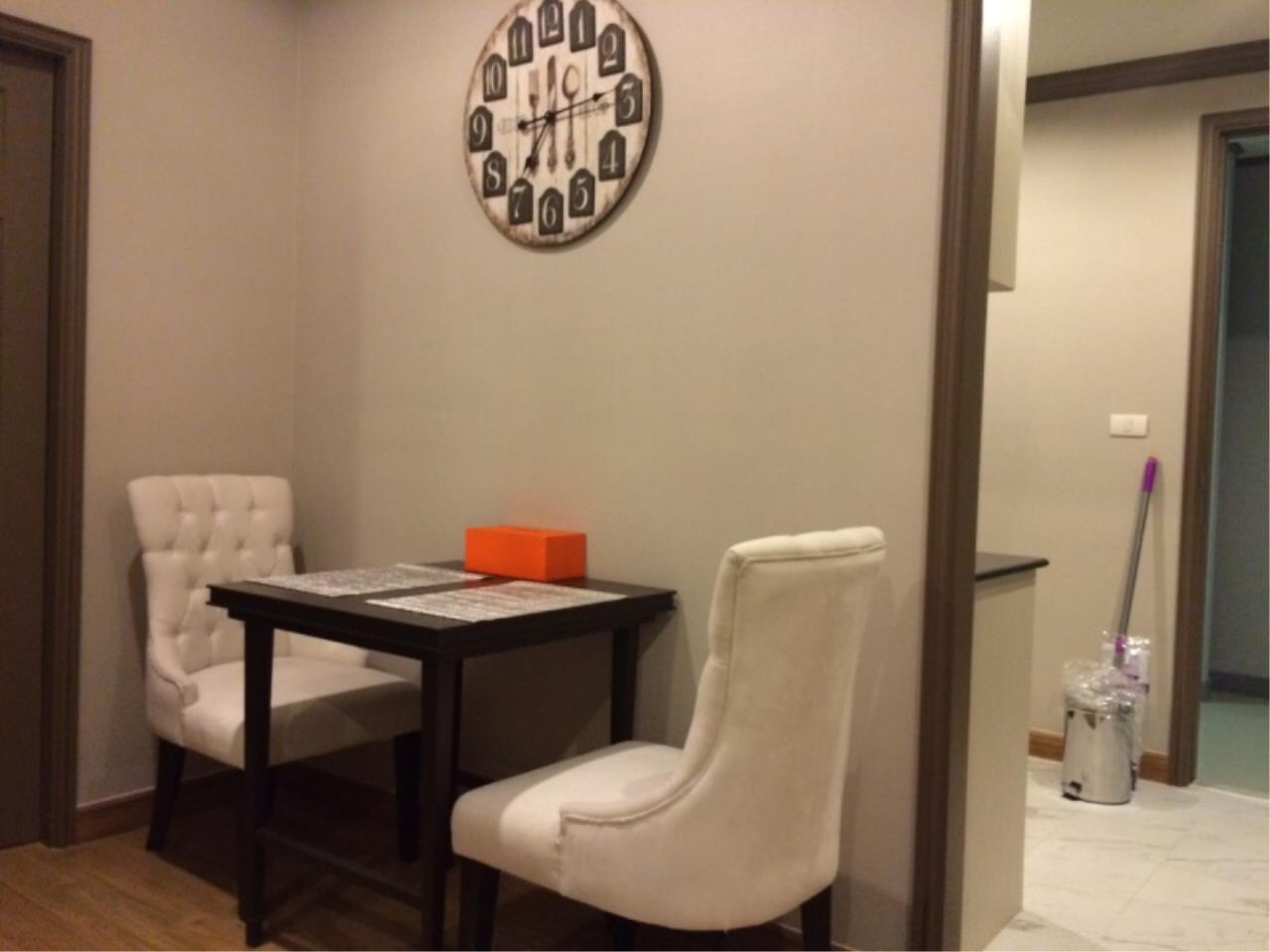 Century21 Skylux Agency's The Reserve – Kasemsan 3 / Condo For Sale / 1 Bedroom / 38.67 SQM / BTS National Stadium / Bangkok 5