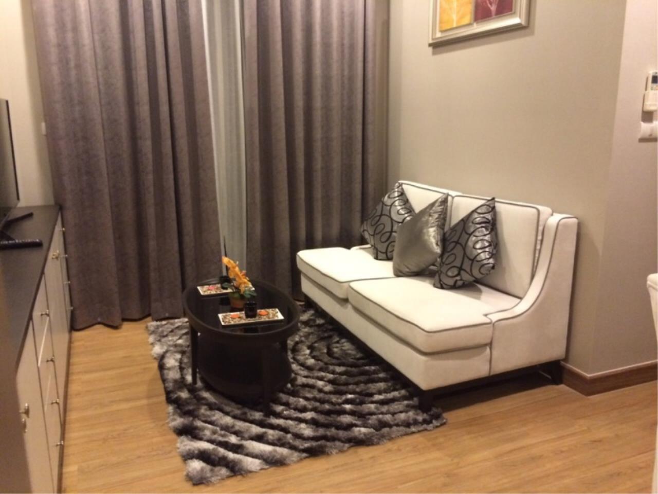 Century21 Skylux Agency's The Reserve – Kasemsan 3 / Condo For Sale / 1 Bedroom / 38.67 SQM / BTS National Stadium / Bangkok 7