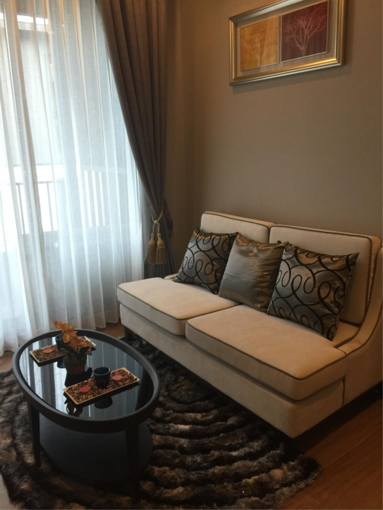 Century21 Skylux Agency's The Reserve – Kasemsan 3 / Condo For Sale / 1 Bedroom / 38.67 SQM / BTS National Stadium / Bangkok 2