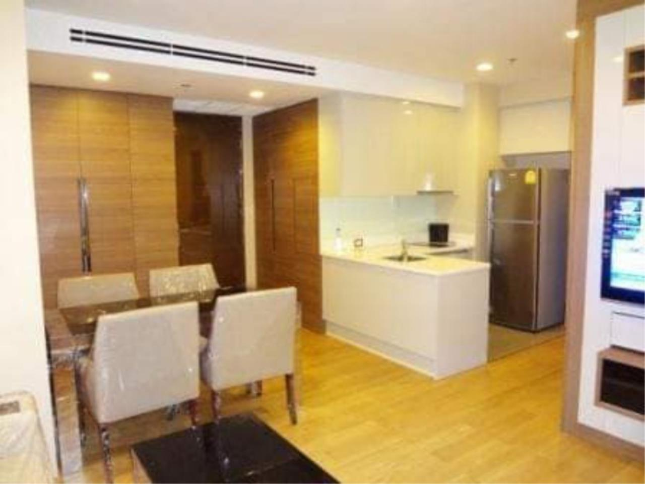 Century21 Skylux Agency's The Address Asoke / Condo For Sale / 2 Bedroom / 66 SQM / MRT Phetchaburi / Bangkok 7