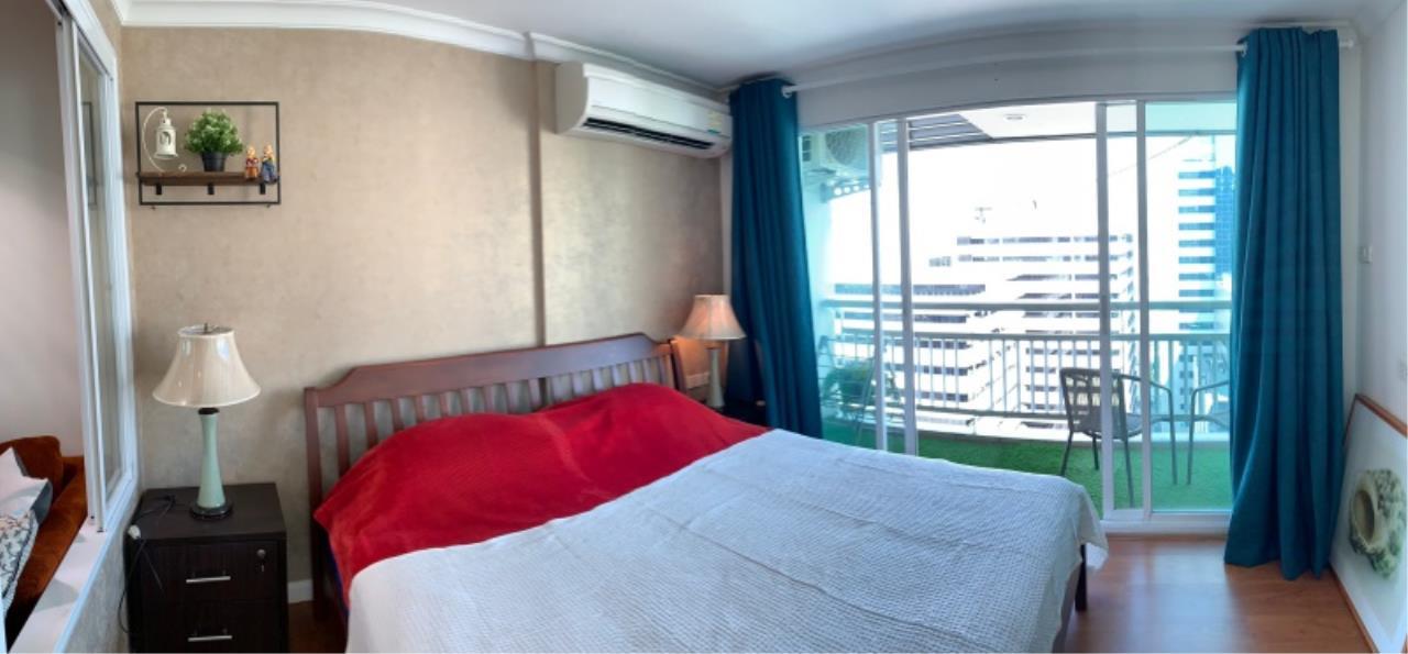 Century21 Skylux Agency's Grand Park View / Condo For Rent / 1 Bedroom / 35 SQM / MRT Blue Line / Bangkok 8