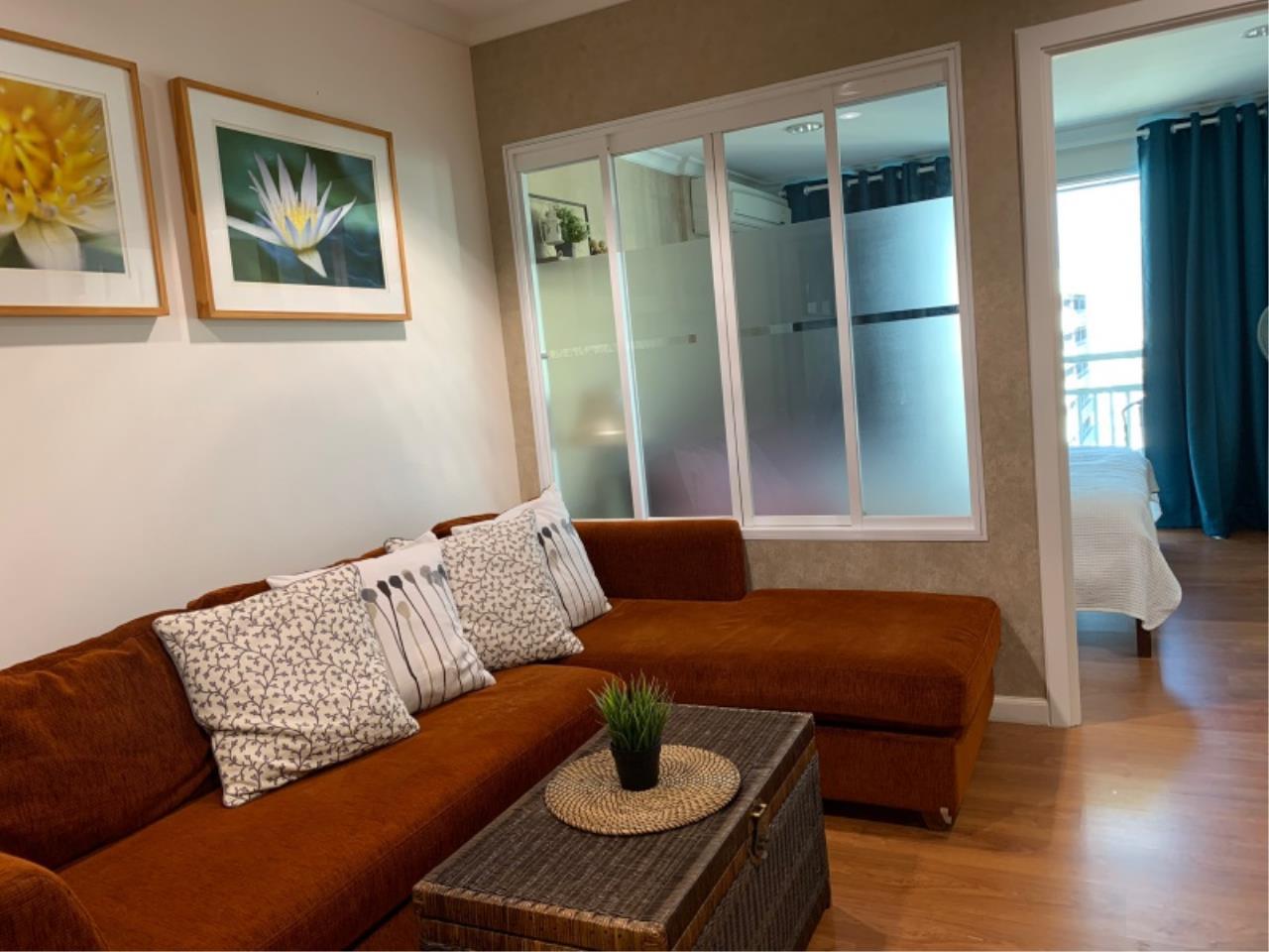 Century21 Skylux Agency's Grand Park View / Condo For Rent / 1 Bedroom / 35 SQM / MRT Blue Line / Bangkok 10