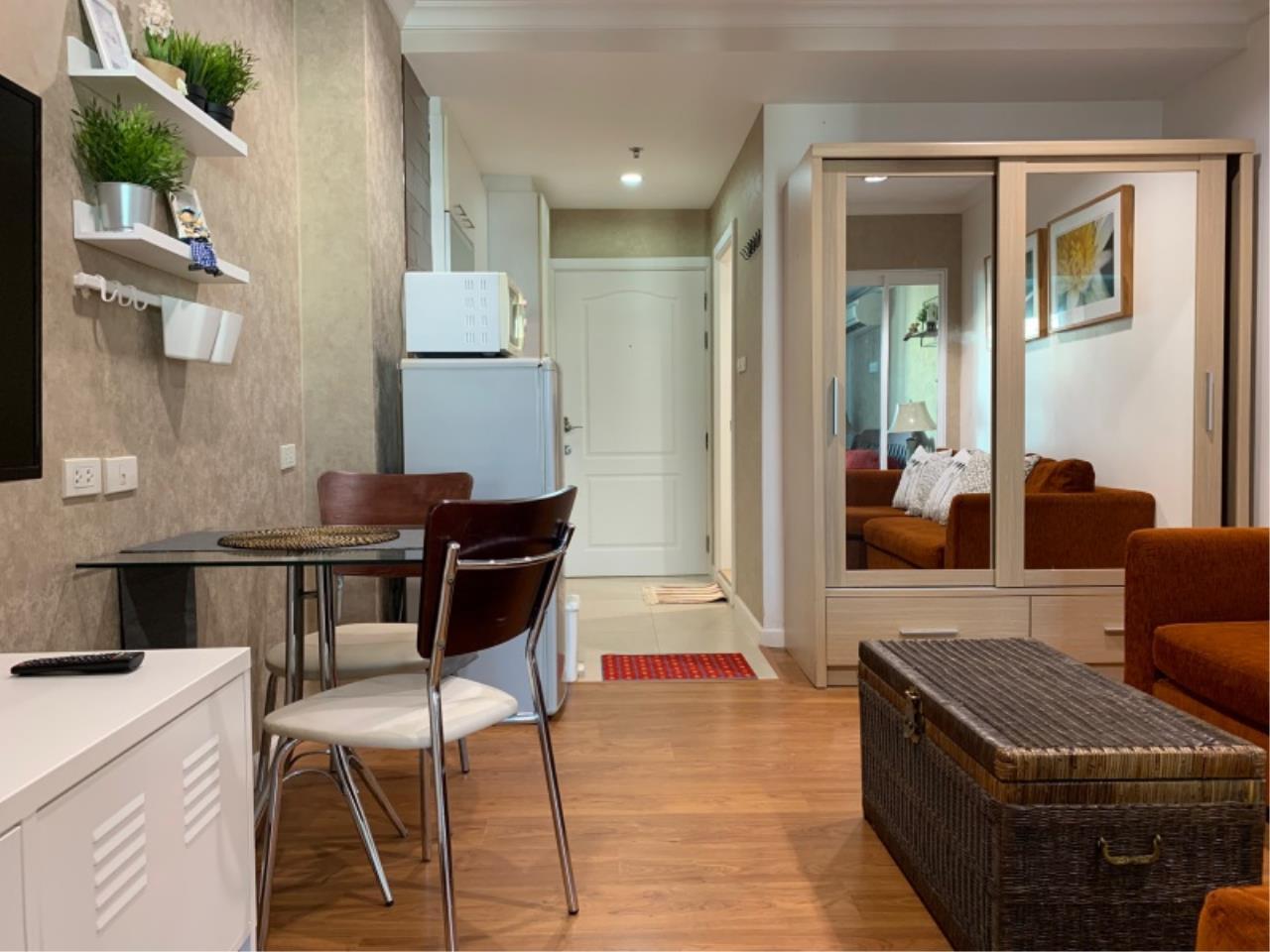 Century21 Skylux Agency's Grand Park View / Condo For Rent / 1 Bedroom / 35 SQM / MRT Blue Line / Bangkok 1