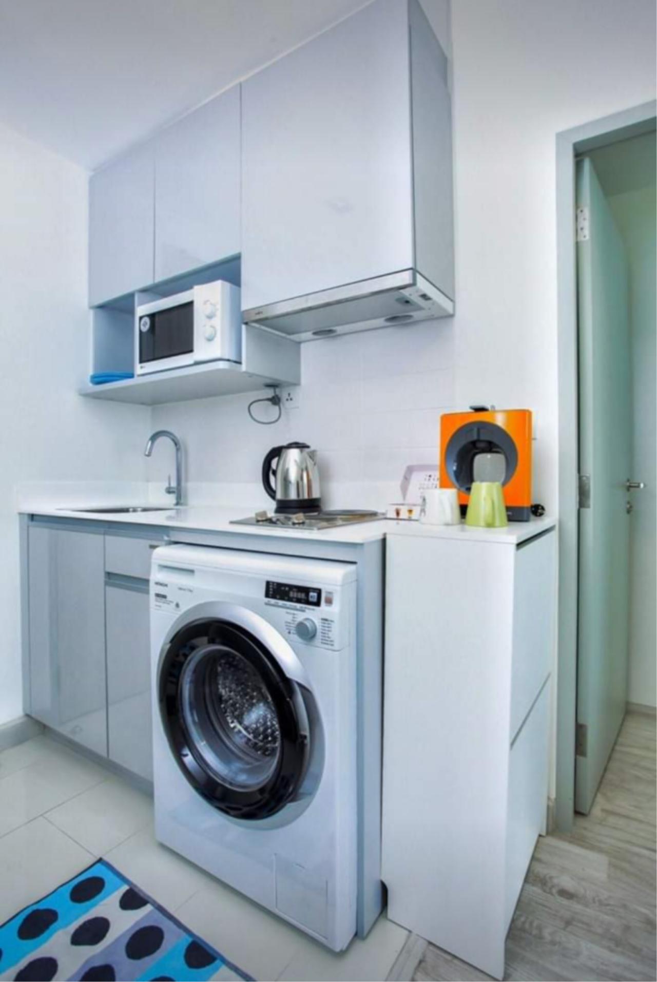 Century21 Skylux Agency's Ideo Mobi Rama 9 / Condo For Rent / 1 Bedroom / 30.88 SQM / MRT Phra Ram 9 / Bangkok 6