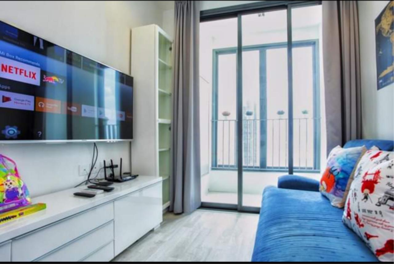 Century21 Skylux Agency's Ideo Mobi Rama 9 / Condo For Rent / 1 Bedroom / 30.88 SQM / MRT Phra Ram 9 / Bangkok 4