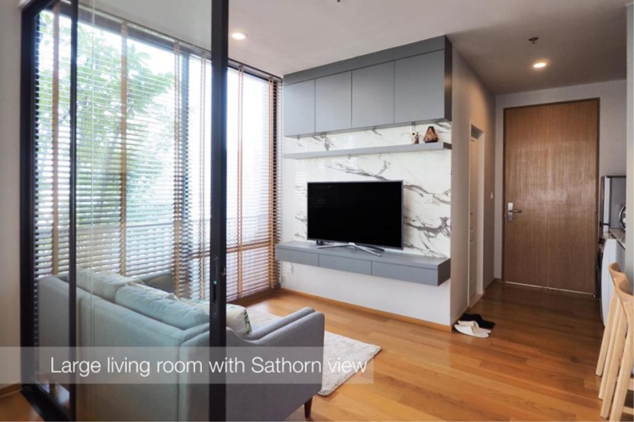 Century21 Skylux Agency's Noble Revo Silom / Condo For Rent / 1 Bedroom / 33.62 SQM / BTS Surasak / Bangkok 6