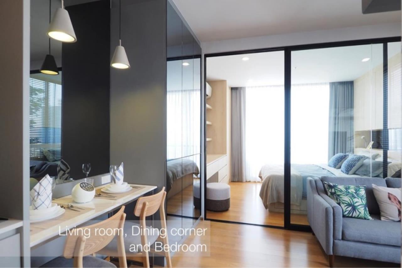 Century21 Skylux Agency's Noble Revo Silom / Condo For Rent / 1 Bedroom / 33.62 SQM / BTS Surasak / Bangkok 5