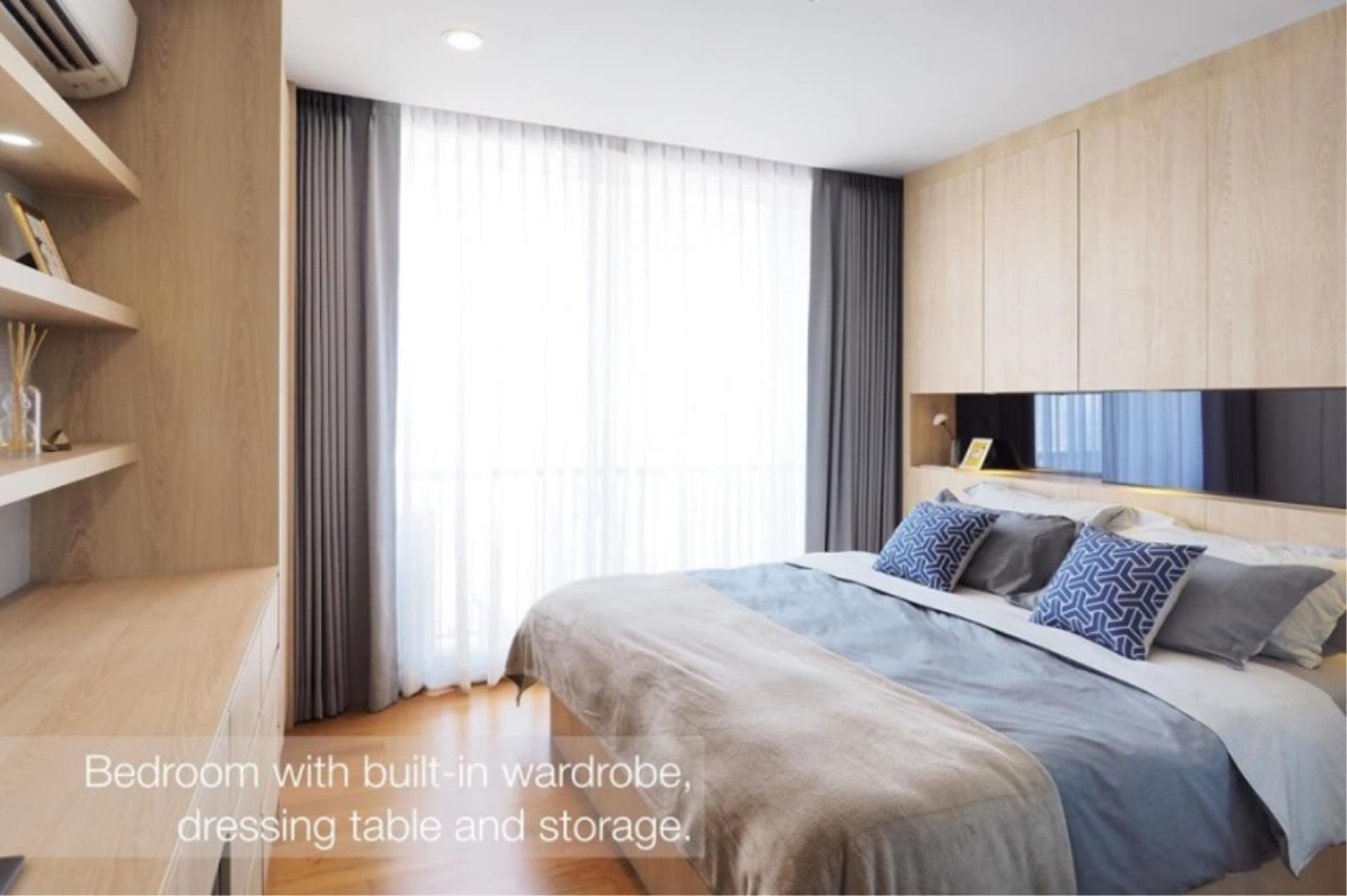 Century21 Skylux Agency's Noble Revo Silom / Condo For Rent / 1 Bedroom / 33.62 SQM / BTS Surasak / Bangkok 8