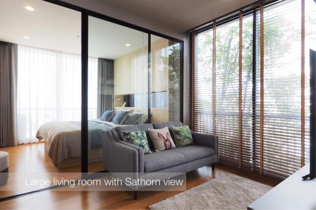 Century21 Skylux Agency's Noble Revo Silom / Condo For Rent / 1 Bedroom / 33.62 SQM / BTS Surasak / Bangkok 3