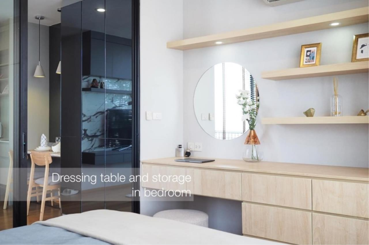 Century21 Skylux Agency's Noble Revo Silom / Condo For Rent / 1 Bedroom / 33.62 SQM / BTS Surasak / Bangkok 7