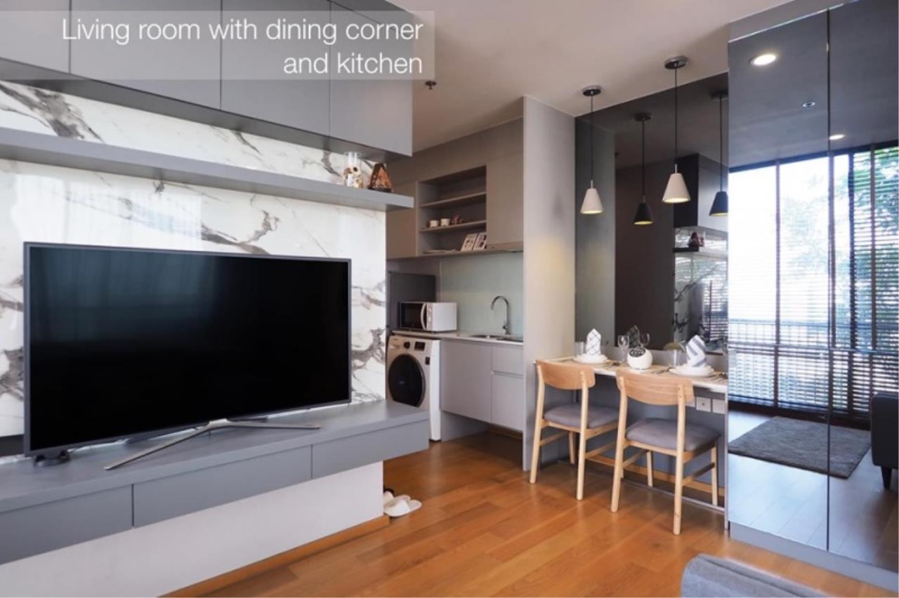 Century21 Skylux Agency's Noble Revo Silom / Condo For Rent / 1 Bedroom / 33.62 SQM / BTS Surasak / Bangkok 2
