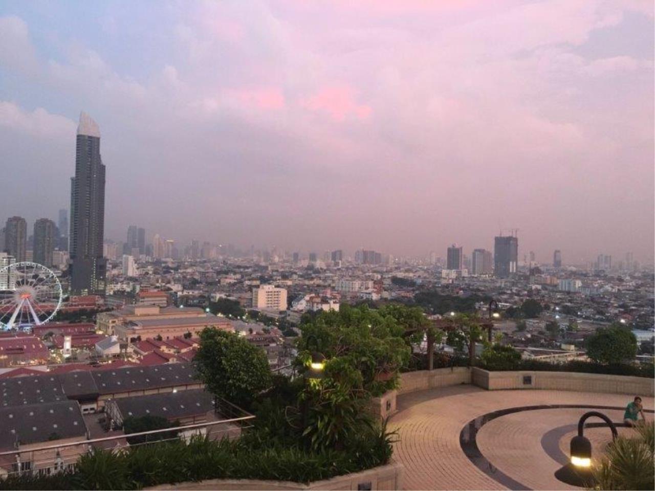 Century21 Skylux Agency's River Heaven / Condo For Sale / 2 Bedroom / 99 SQM / BTS Saphan Taksin / Bangkok 12