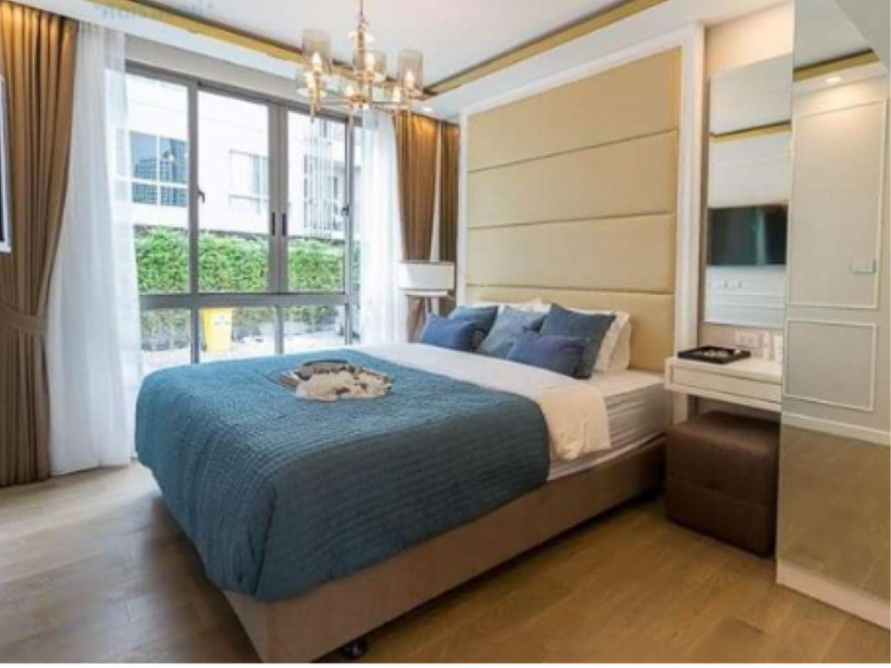 Century21 Skylux Agency's Amaranta Residence / Condo For Sale / 1 Bedroom / 30.96 SQM / MRT Huai Khwang / Bangkok 1