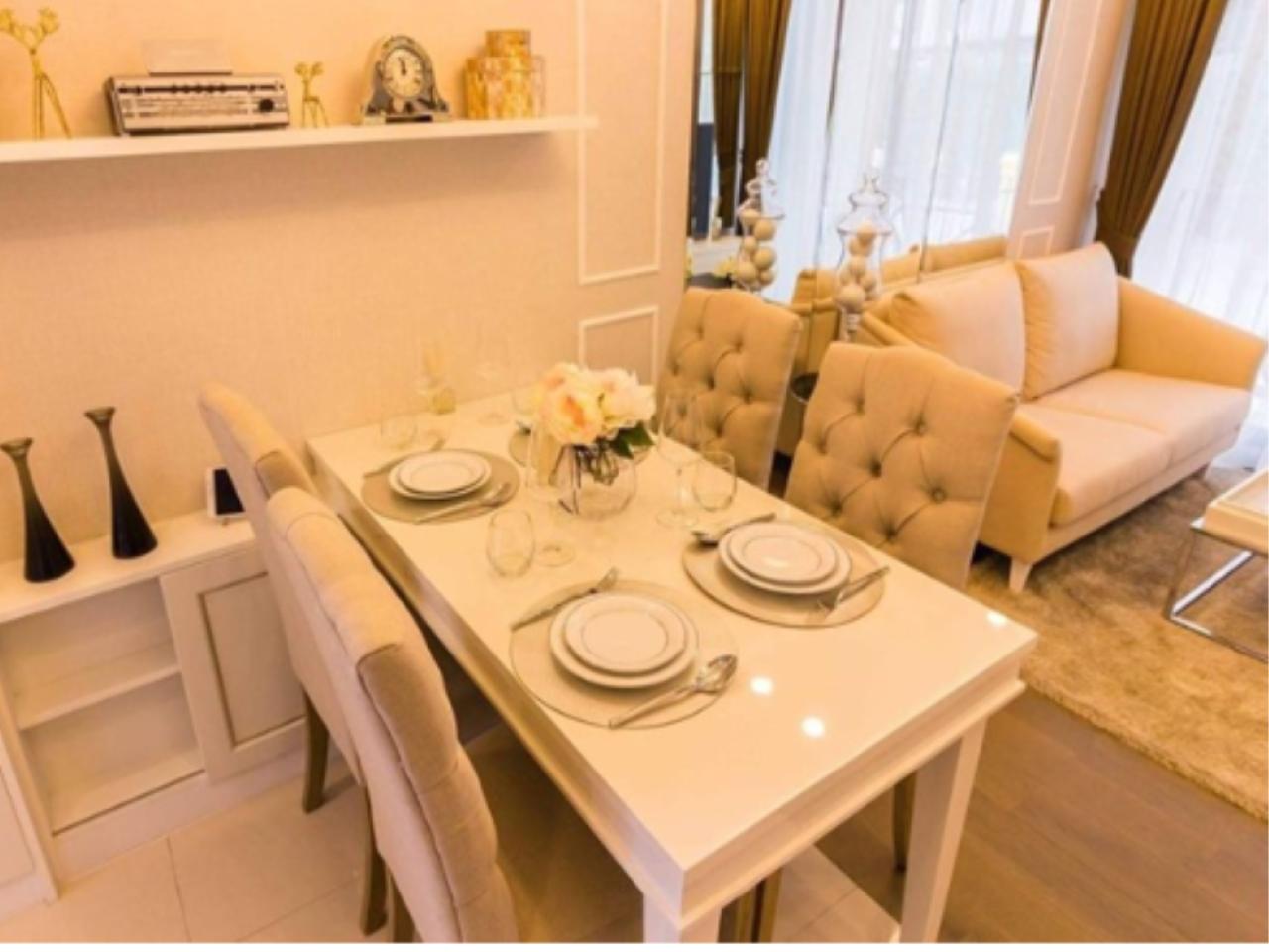 Century21 Skylux Agency's Amaranta Residence / Condo For Sale / 1 Bedroom / 30.96 SQM / MRT Huai Khwang / Bangkok 9