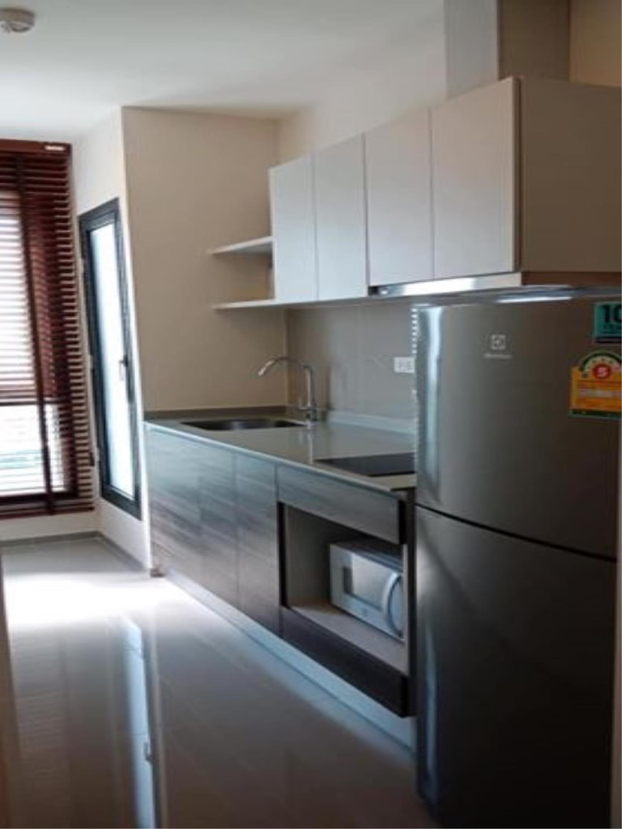 Century21 Skylux Agency's Centric Ratchada – Huai Khwang / Condo For Rent / 2 Bedroom / 50 SQM / MRT Huai Khwang / Bangkok 7