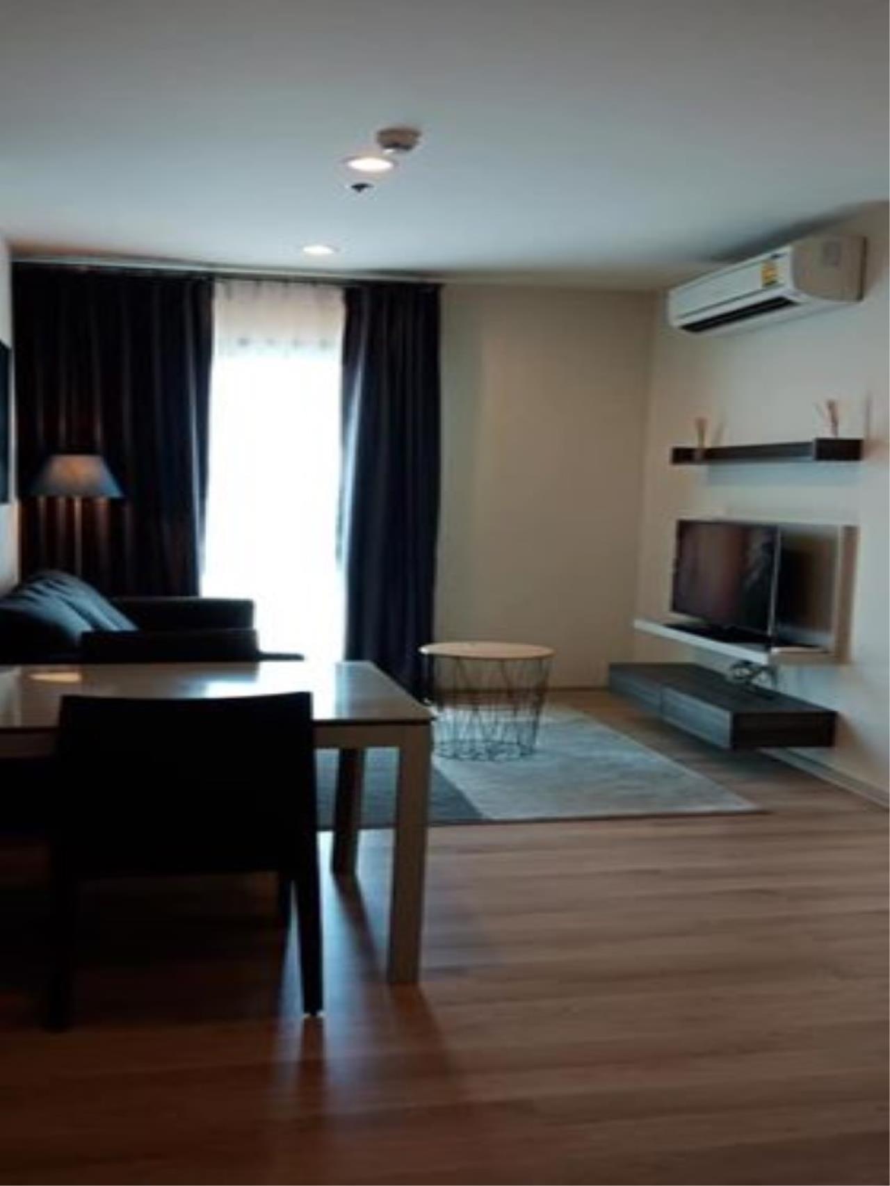 Century21 Skylux Agency's Centric Ratchada – Huai Khwang / Condo For Rent / 2 Bedroom / 50 SQM / MRT Huai Khwang / Bangkok 2