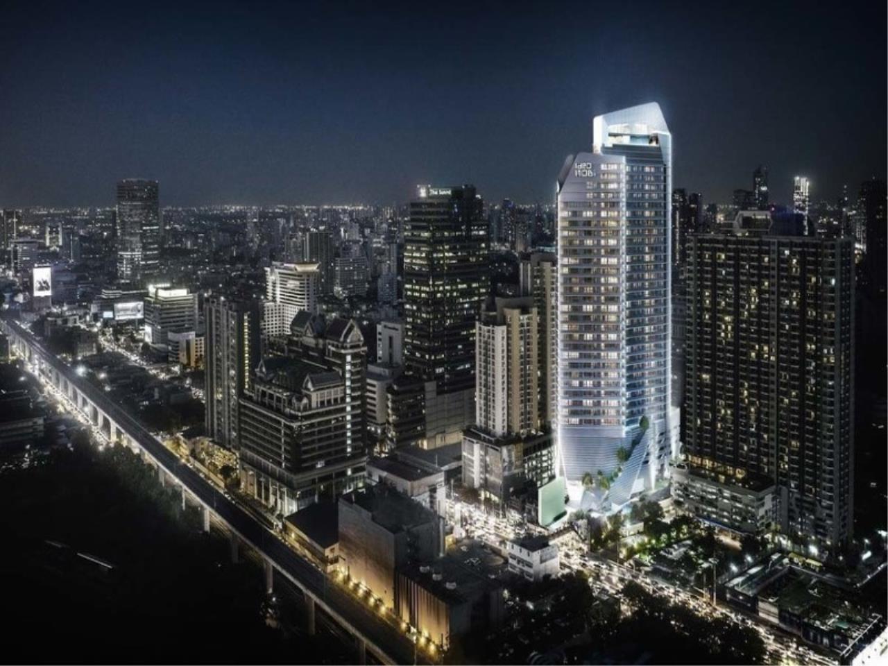 Century21 Skylux Agency's Ideo Mobi Asoke / Condo For Rent / 1 Bedroom / 34.5 SQM / MRT Phetchaburi / Bangkok 1