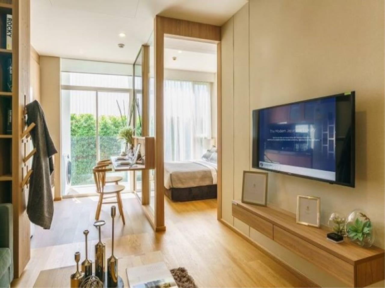 Century21 Skylux Agency's Siamese Exclusive Sukhumvit 42 / Condo For Sale / 1 Bedroom / 33.67 SQM / BTS Ekkamai / Bangkok 8
