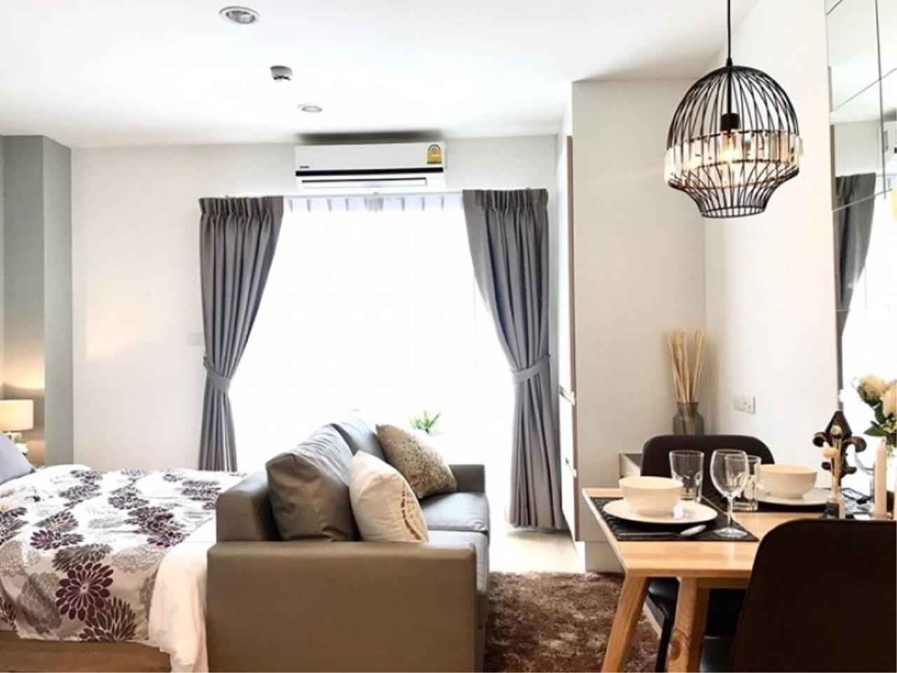 Century21 Skylux Agency's The Nest Sukhumvit 22 / Condo For Rent / 1 Bedroom / 25 SQM / MRT Queen Sirikit National Convention Centre / Bangkok 7