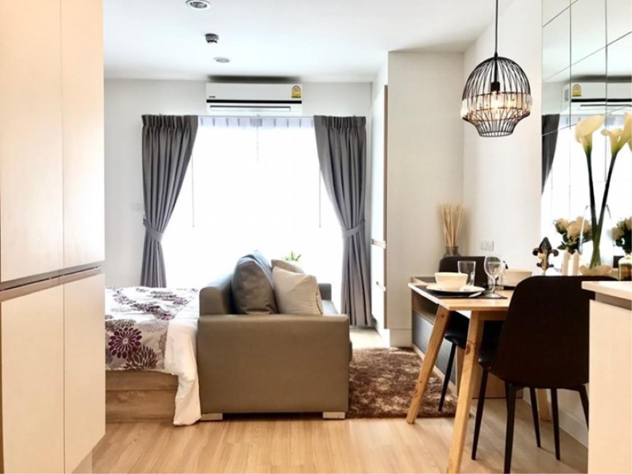 Century21 Skylux Agency's The Nest Sukhumvit 22 / Condo For Rent / 1 Bedroom / 25 SQM / MRT Queen Sirikit National Convention Centre / Bangkok 6