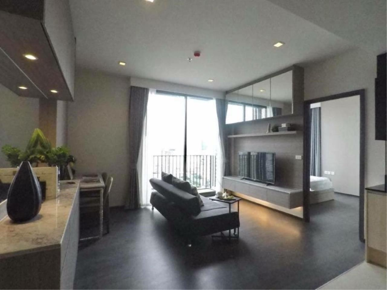 Century21 Skylux Agency's Edge Sukhumvit 23 / Condo For Rent / 1 Bedroom / 42 SQM / BTS Asok / Bangkok 4