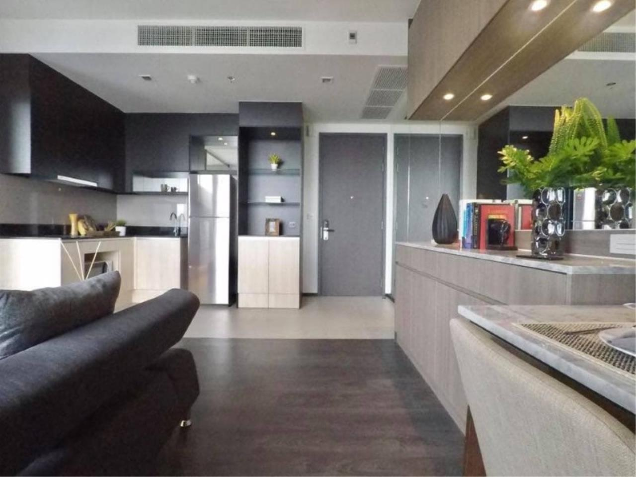Century21 Skylux Agency's Edge Sukhumvit 23 / Condo For Rent / 1 Bedroom / 42 SQM / BTS Asok / Bangkok 6