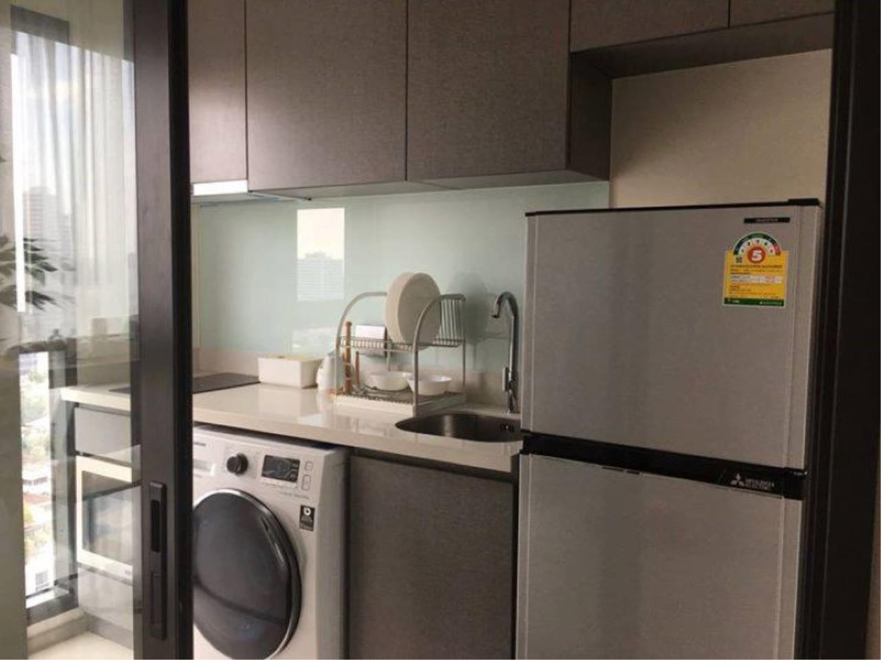 Century21 Skylux Agency's Rhythm Sukhumvit 36-38 / Condo For Rent / 1 Bedroom / 34 SQM / BTS Thong Lo / Bangkok 6