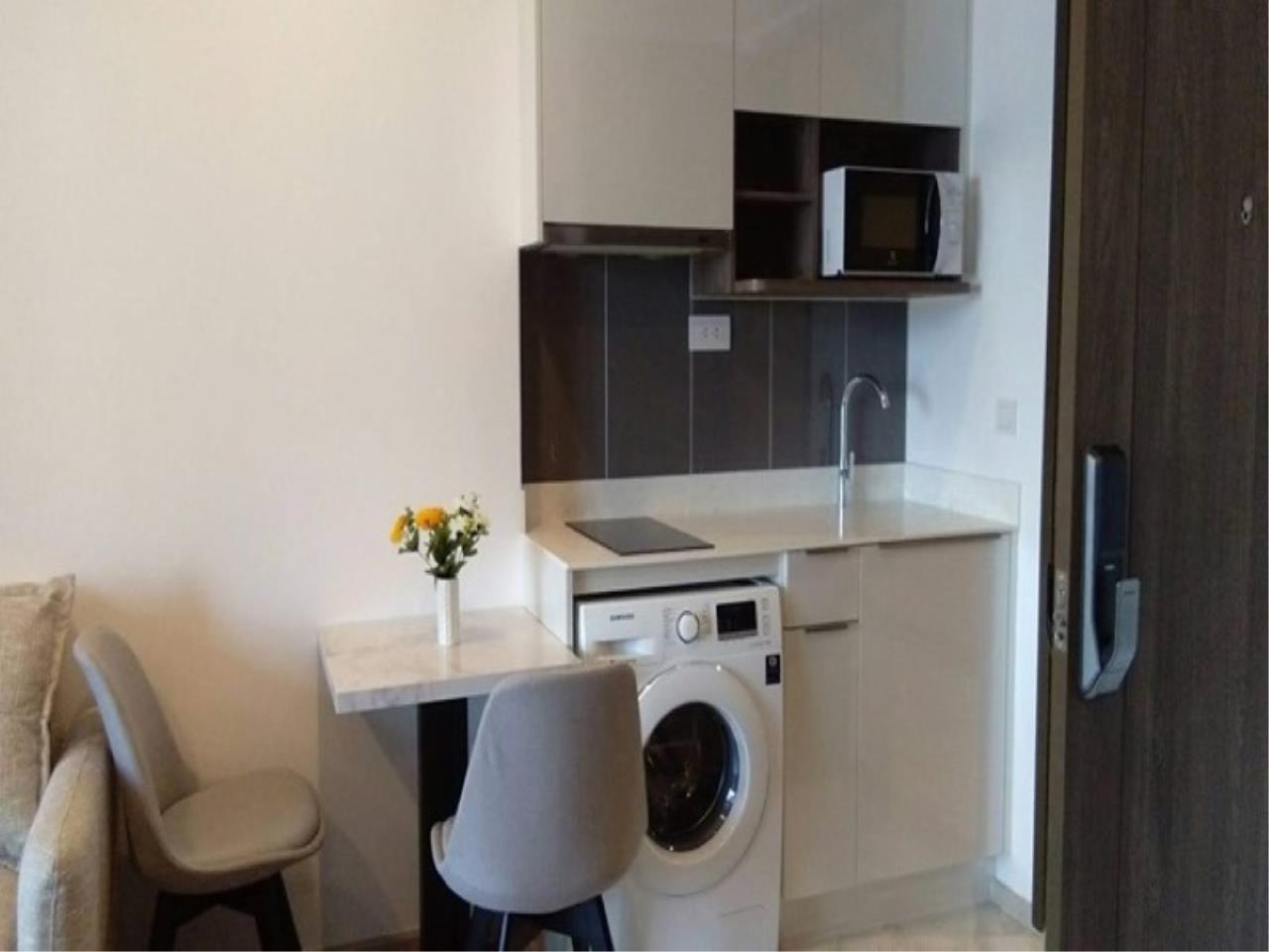 Century21 Skylux Agency's Ideo Mobi Asoke / Condo For Rent / 1 Bedroom / 33 SQM / MRT Phetchaburi / Bangkok 6