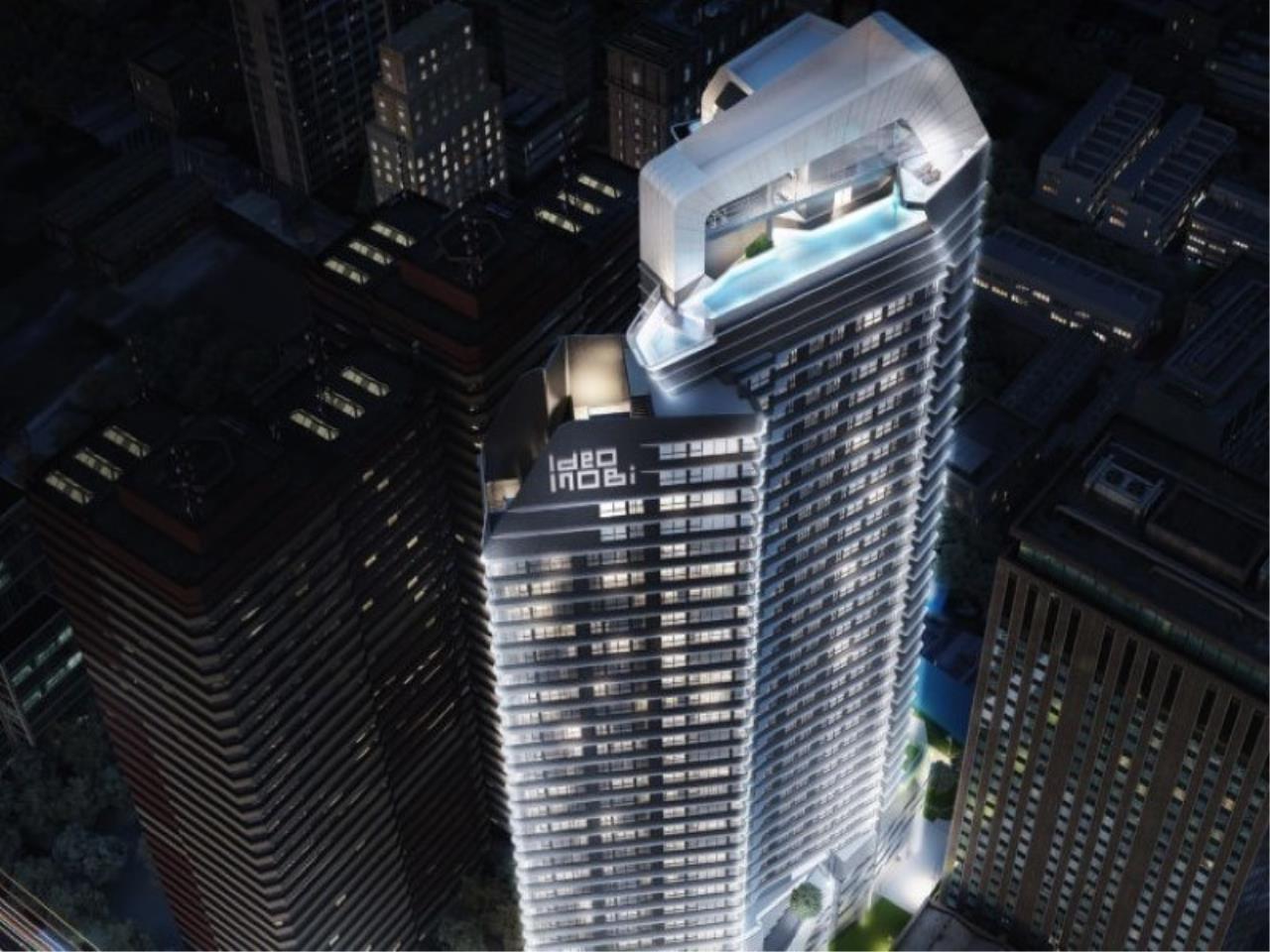 Century21 Skylux Agency's Ideo Mobi Asoke / Condo For Rent / 1 Bedroom / 33 SQM / MRT Phetchaburi / Bangkok 9