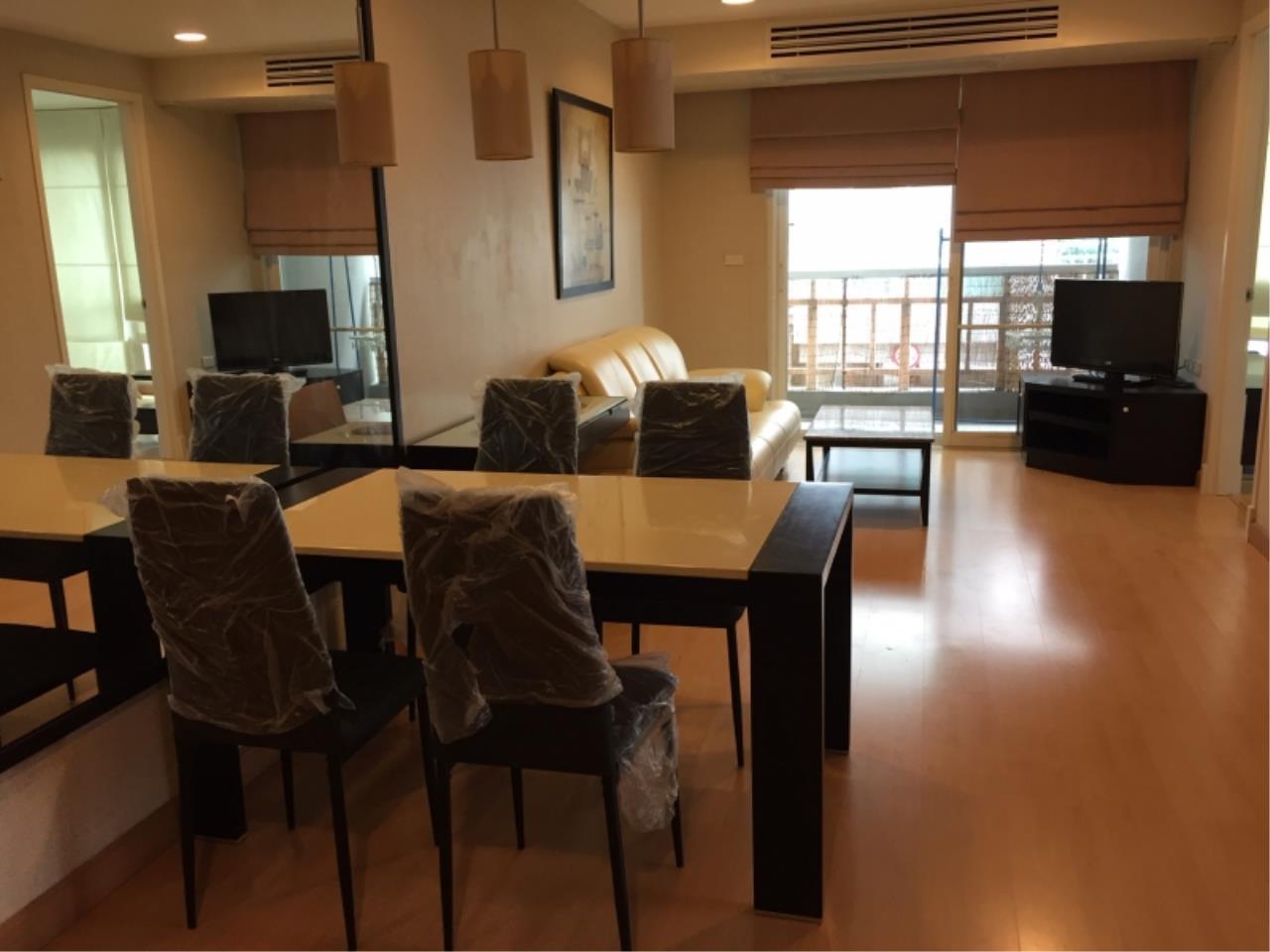 Century21 Skylux Agency's The Bangkok Narathiwas Ratchanakarint / Condo For Rent / 2 Bedroom / 80 SQM / BTS Chong Nonsi / Bangkok 2