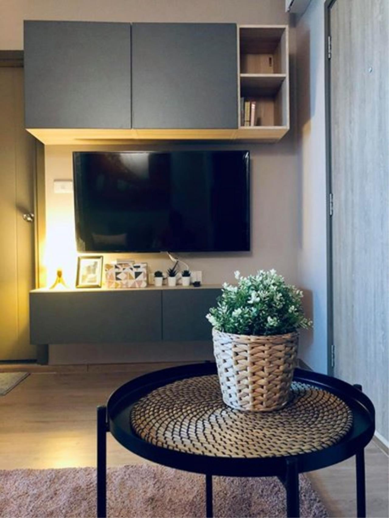 Century21 Skylux Agency's IDEO O2 / Condo For Rent / 1 Bedroom / 32.75 SQM / BTS Bang Na / Bangkok 7