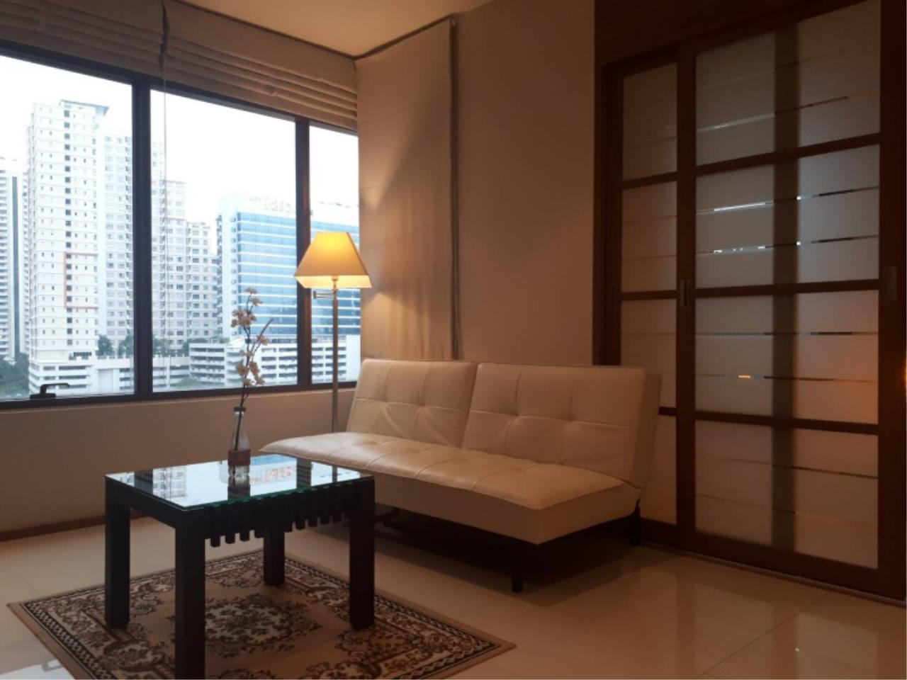 Century21 Skylux Agency's The Emporio Place / Condo For Sale / 1 Bedroom / 48.4 SQM / BTS Phrom Phong / Bangkok 6