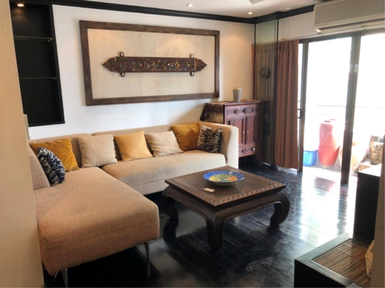 Century21 Skylux Agency's Top View Tower / Condo For Rent / 2 Bedroom / 76 SQM / BTS Thong Lo / Bangkok 1