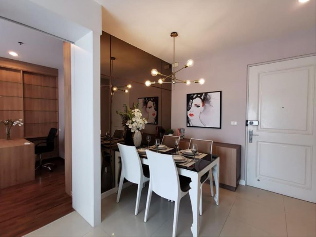 Century21 Skylux Agency's Q. House Condo Sathorn / Condo For Rent / 1 Bedroom / 47.2 SQM / BTS Krung Thon Buri / Bangkok 2