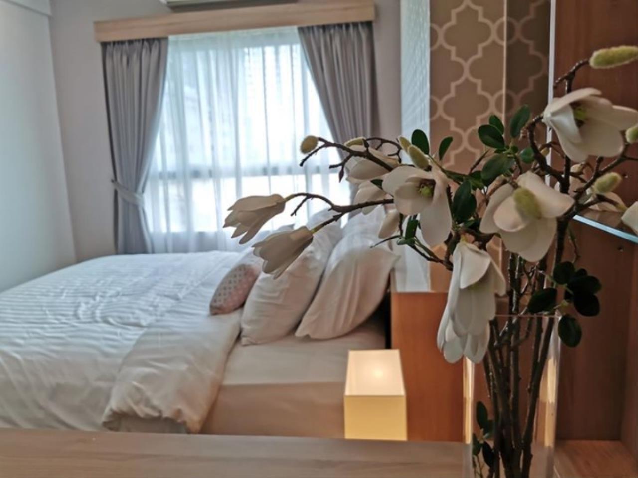 Century21 Skylux Agency's Q. House Condo Sathorn / Condo For Rent / 1 Bedroom / 47.2 SQM / BTS Krung Thon Buri / Bangkok 6
