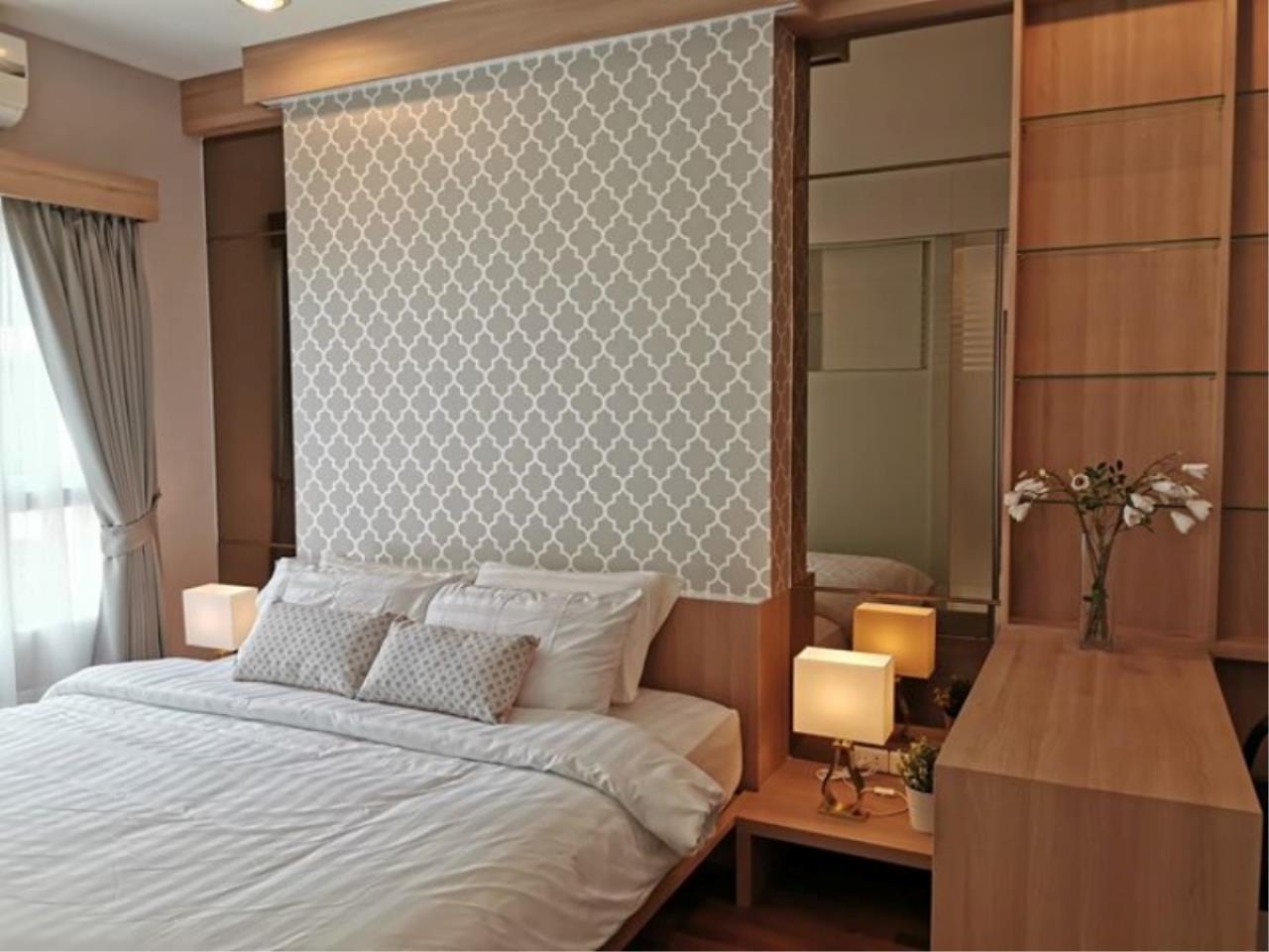 Century21 Skylux Agency's Q. House Condo Sathorn / Condo For Rent / 1 Bedroom / 47.2 SQM / BTS Krung Thon Buri / Bangkok 4