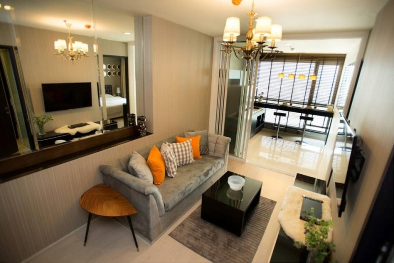 Century21 Skylux Agency's Rhythm Sukhumvit 44/1 / Condo For Sale / 1 Bedroom / 45 SQM / BTS Phra Khanong / Bangkok 1