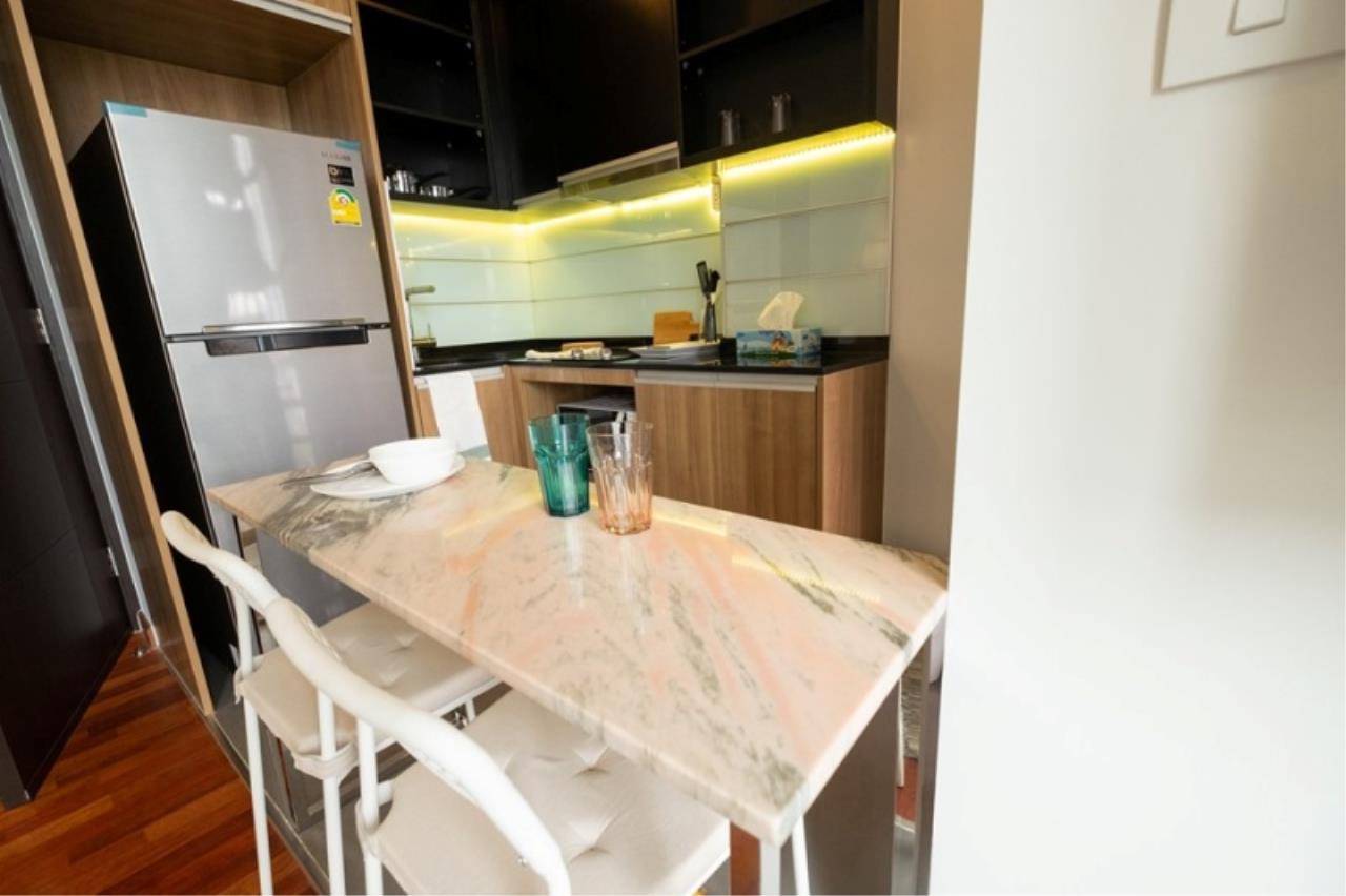 Century21 Skylux Agency's Wish Signature Midtown Siam / Condo For Rent / 1 Bedroom / 35 SQM / BTS Ratchathewi / Bangkok 7