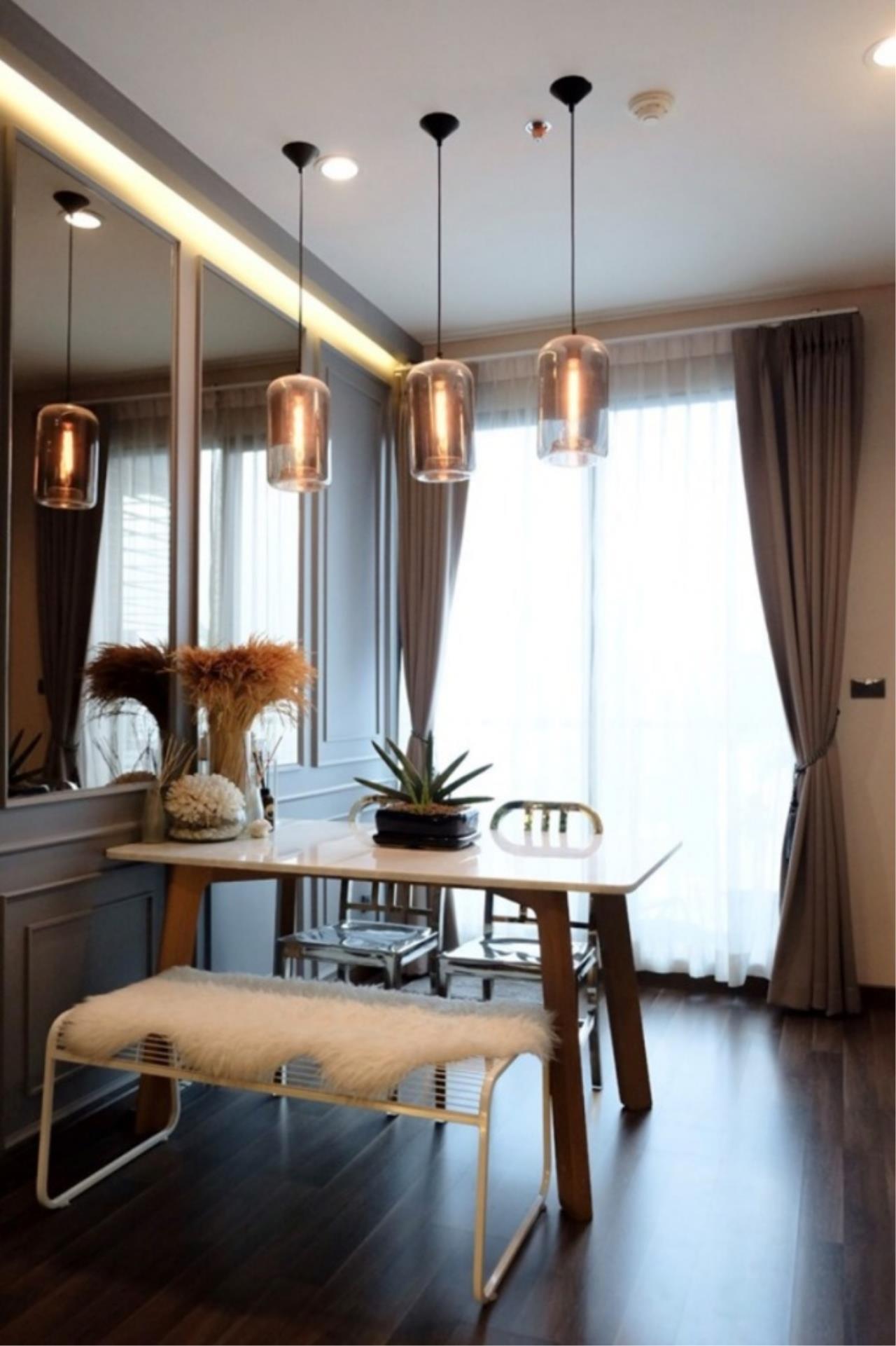 Century21 Skylux Agency's Villa Asoke / Condo For Sale / 1 Bedroom / 41 SQM / BTS Asok / Bangkok 5