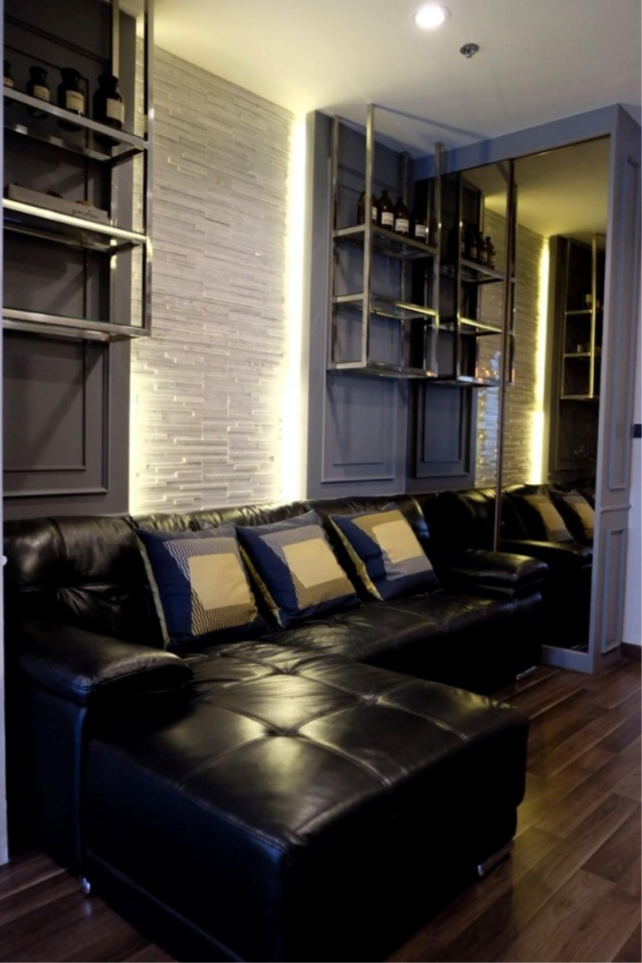 Century21 Skylux Agency's Villa Asoke / Condo For Sale / 1 Bedroom / 41 SQM / BTS Asok / Bangkok 1