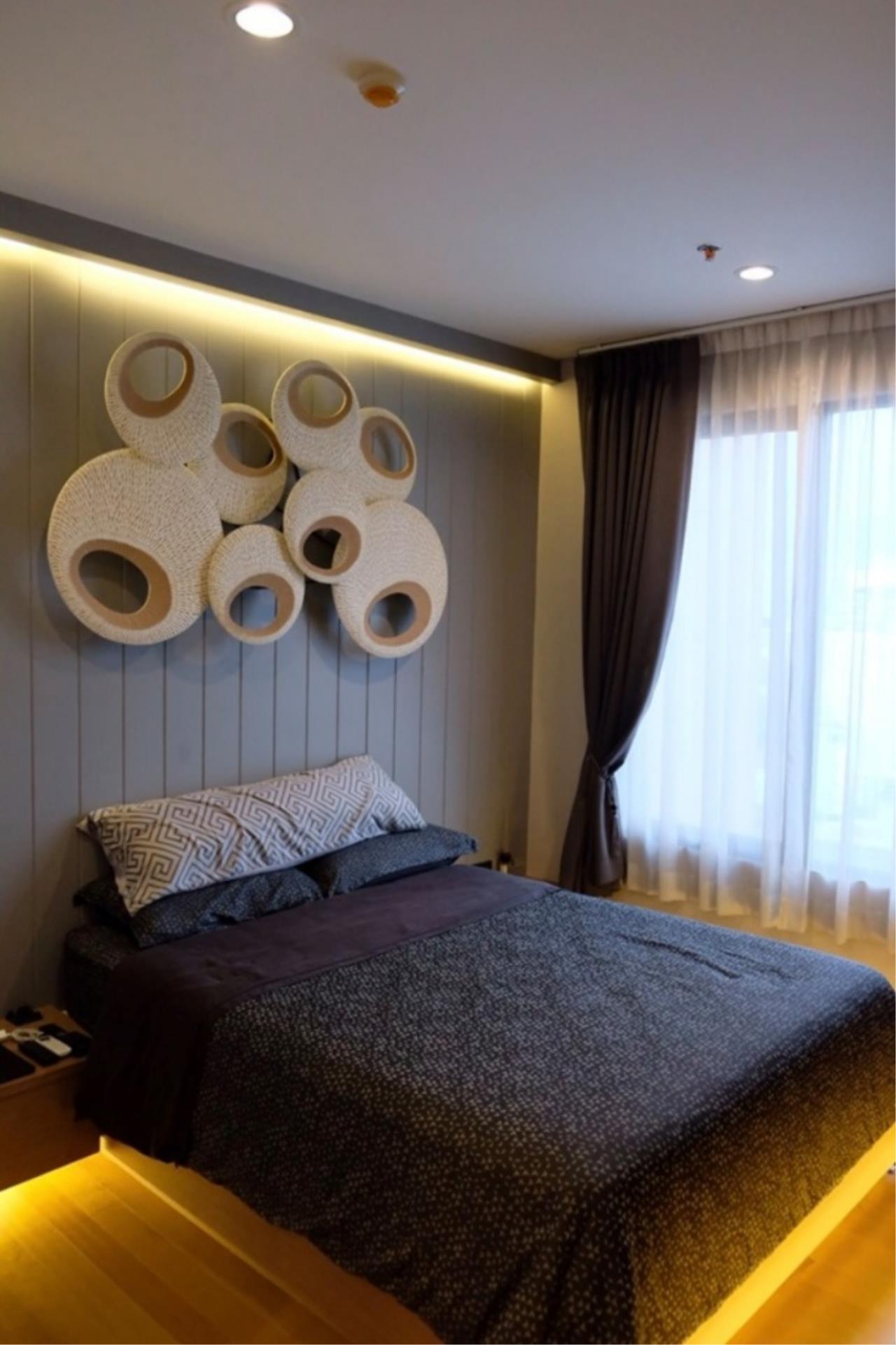 Century21 Skylux Agency's Villa Asoke / Condo For Sale / 1 Bedroom / 41 SQM / BTS Asok / Bangkok 9