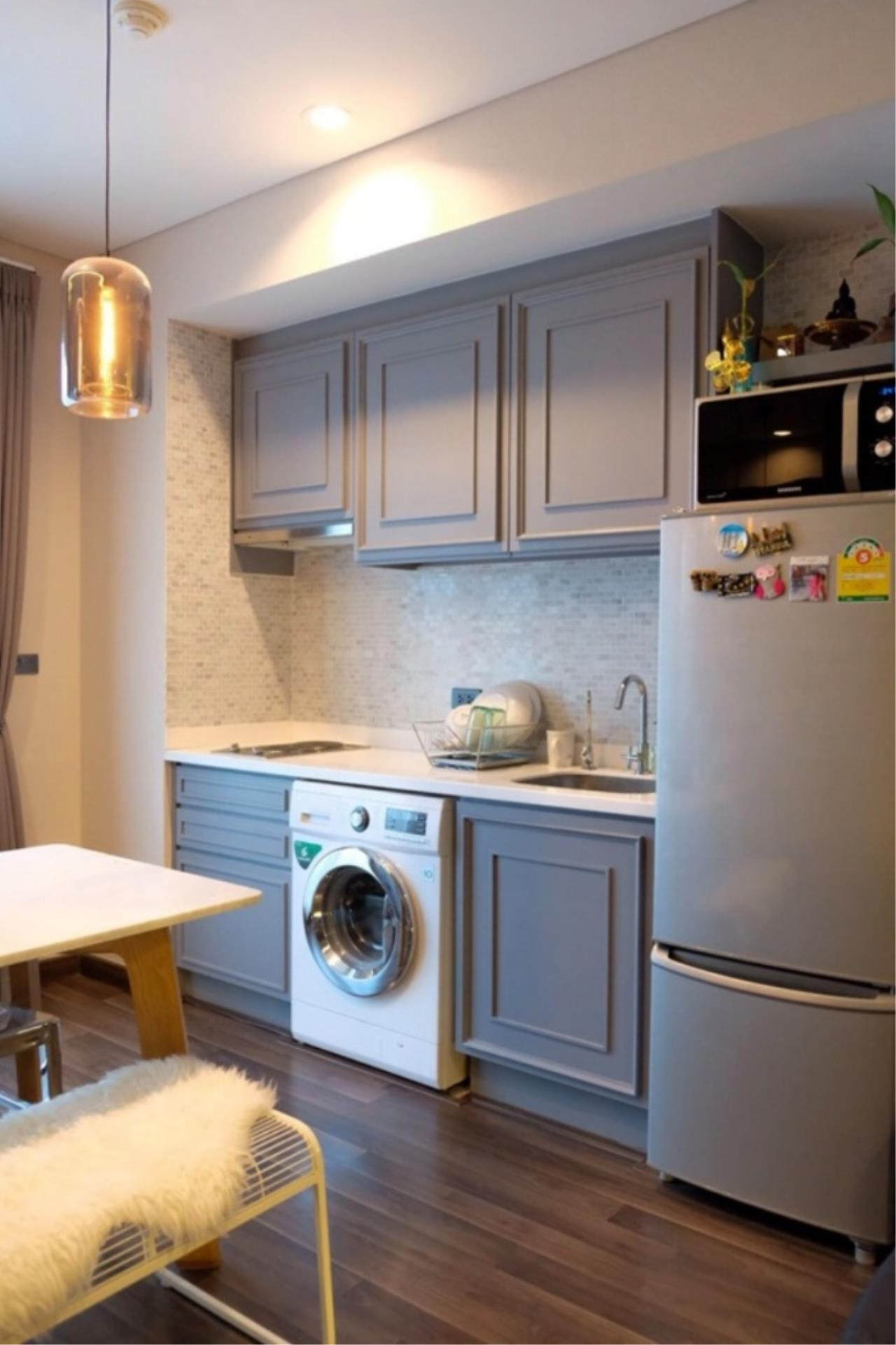 Century21 Skylux Agency's Villa Asoke / Condo For Sale / 1 Bedroom / 41 SQM / BTS Asok / Bangkok 6